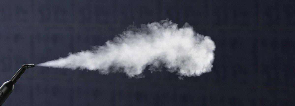 Čišćenje suhom parom - dry steam cleaning